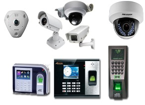 secutiy and cctv system